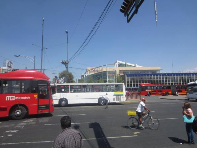 Buenavista, Ciudad de México
