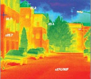 Temperature differences