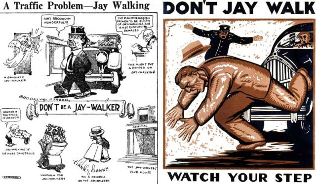 jaywalking posters