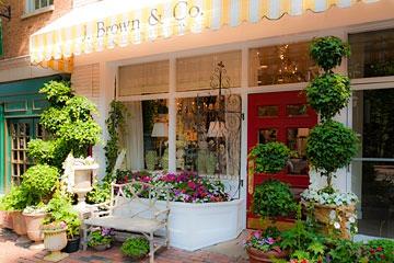 Alexandria, Virginia storefront