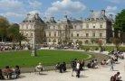 Le jardin du Luxembourg - Paris 6e