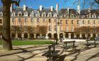 La place des Vosges - 4e