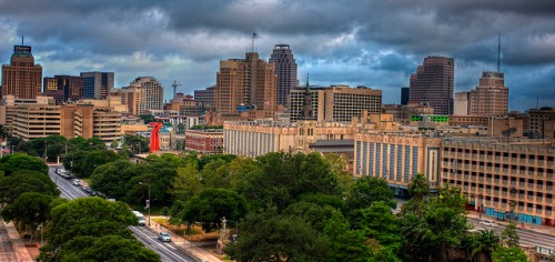 San Antonio (by: Brandon Watts, creative commons)
