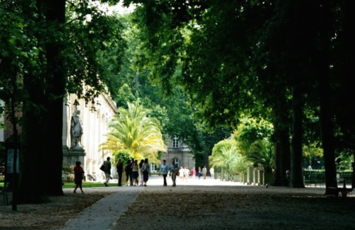 Jardin du Luxembourg, Paris (by: F. Kaid Benfield, c2014)