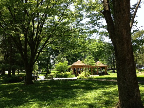 Elm Street Park, Chevy Chase, MD (by: F. Kaid Benfield, c2014)