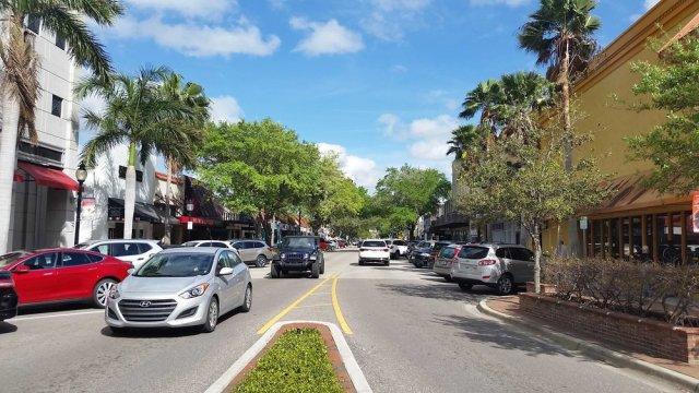 Route B: Main Street