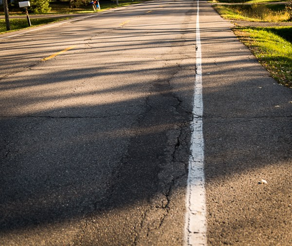 Roads in the US are in generally worse shape than those elsewhere. We not only need a more fair system to pay for them but we need to invest more in maintenance.