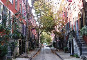 Waverly St, Philadelphia  (Source)