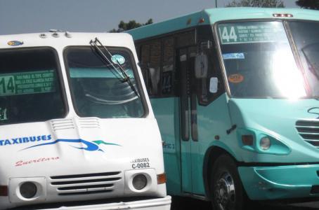 El transporte colectivo será renovado