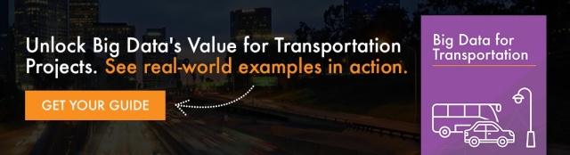 big data transportation